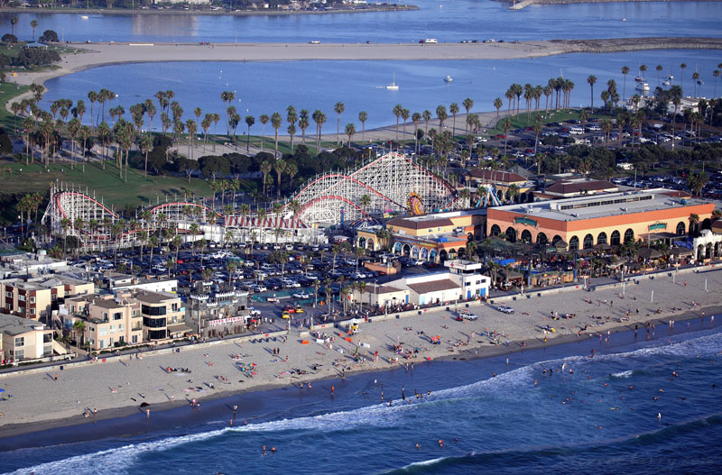 Historic Roller Coasters Beaches Boardwalks And Abominable Bobsleds Elizabeth Fais