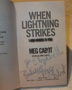 Encouragement_MegCabotAutograph