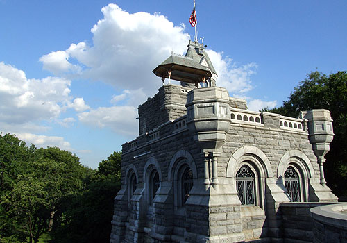 Belvedere Castle, Central Park NYC