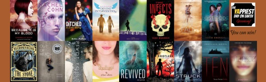 Book Covers for Giveaways