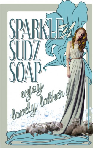 Sparkle Sudz Soap