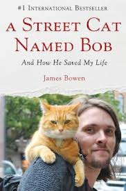 A street Cat Named Bob cover