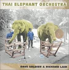 Thai Elephant Orchestra album cover