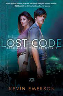 The Lost Code -- First Book of the Atlanteans cover