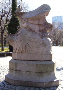 Mother Goose Statue
