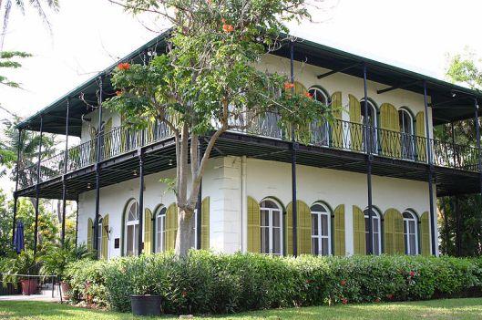 Hemingway Home in Key West Florida