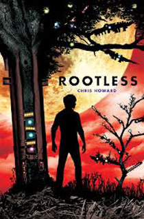 """Cover for """"Rootless"""" by Chris Howard"""