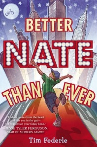 Better Nate Than Ever cover