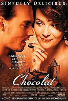 Chocolat moive poster