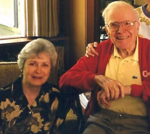 Frank and Jeanette Thomas