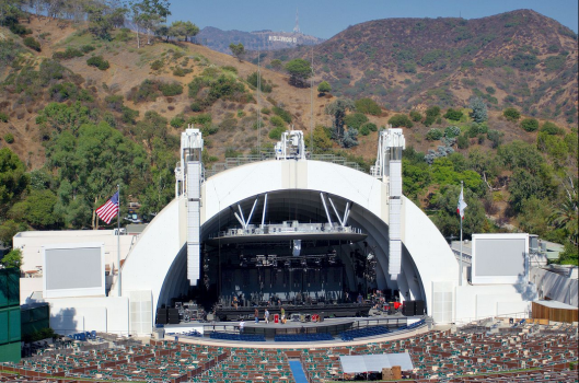 Hollywood Bowl, Los Angeles, CA