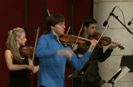 Joshua Bell Encore Concert at Union Station Washington DC Sept 30, 2014