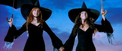 Sandra Bullock & Nicole Kidman, Practical Magic