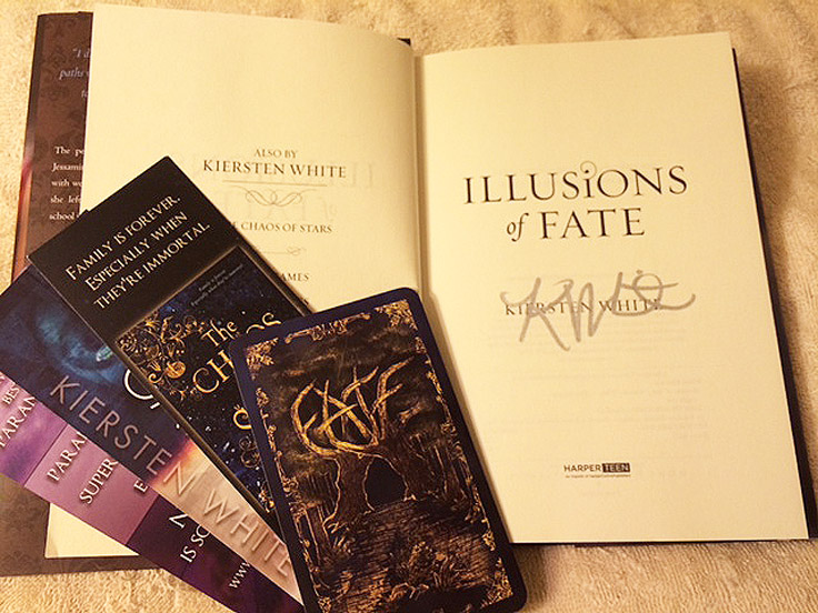 an illusion of fate Illusions of fate by kiersten white, 9780062135896, available at book depository with free delivery worldwide.