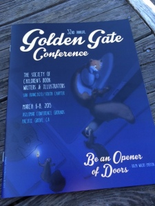 Golden Gate Conference Brochure cover