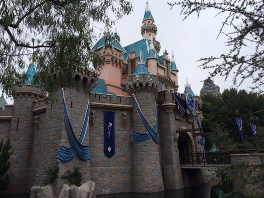 Sleeping Beauty's Castle, Disneyland, California