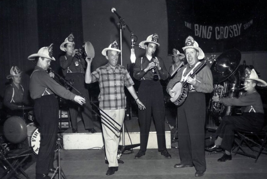 Firehouse Five Plus Two with Bing Crosby