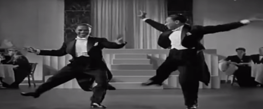 In the Mood, Nicholas Brothers