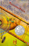 Cover for A Long Way From Chicago by Richard Peck