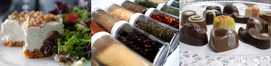 images of food and spices