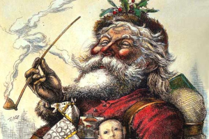 Santa Clause, Harper's Weekly