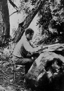 Jack London, writing