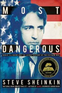 Most Dangerous, cover