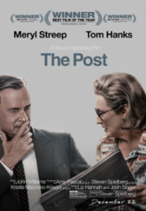 The Post, movie poster
