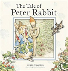 The Tale of Peter Rabbit, cover
