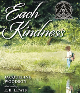 Each Kindness, cover