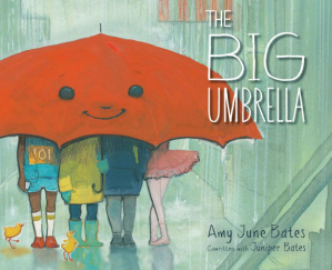 The Big Umbrella, cover