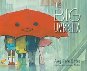 The Big Umbrella, cover