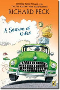 A Season of Gifts, cover