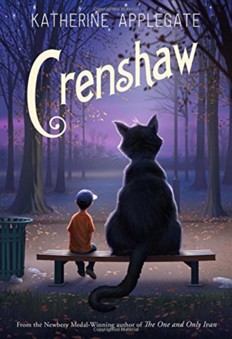 Crenshaw, cover