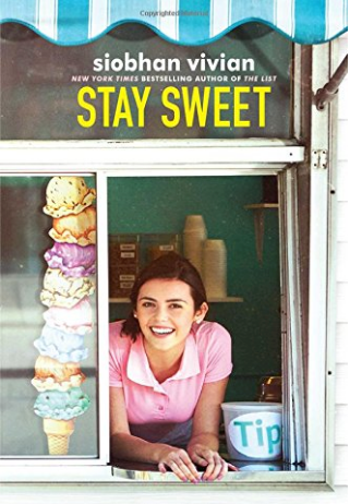 Stay Sweet, cover