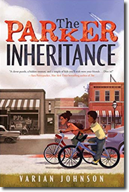 The Parker Inheritance cover